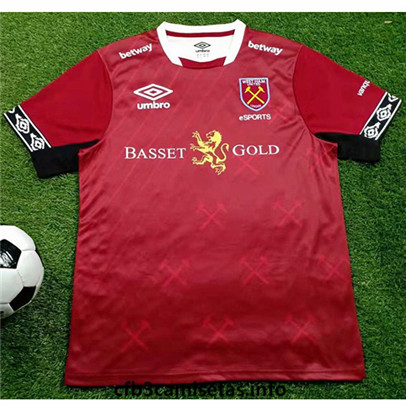 Camiseta cfb3 F199 West Ham United version du jeu 2019/20